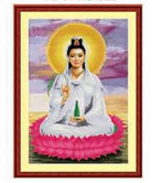 Phật bà quan âm (in màu)