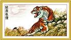 hổ gầm (in mầu)
