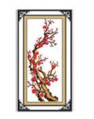 Đào - Bộ tứ quý 1 (in mầu)