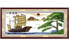 Thuận buồm xuôi gió (in mầu)