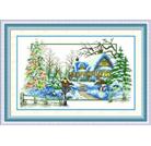 Ngôi nhà mùa đông (in mầu)