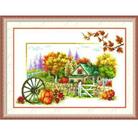 Ngôi nhà mùa thu (in mầu)